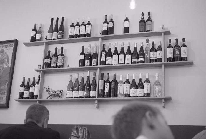 hannag soil wine room